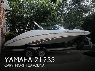2015 Yamaha Jet Boat 20 Cary, NC - Bay Boat Buzz